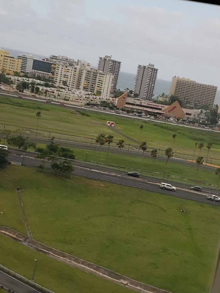 Puerto Rico - August 2018 - Arriving 17