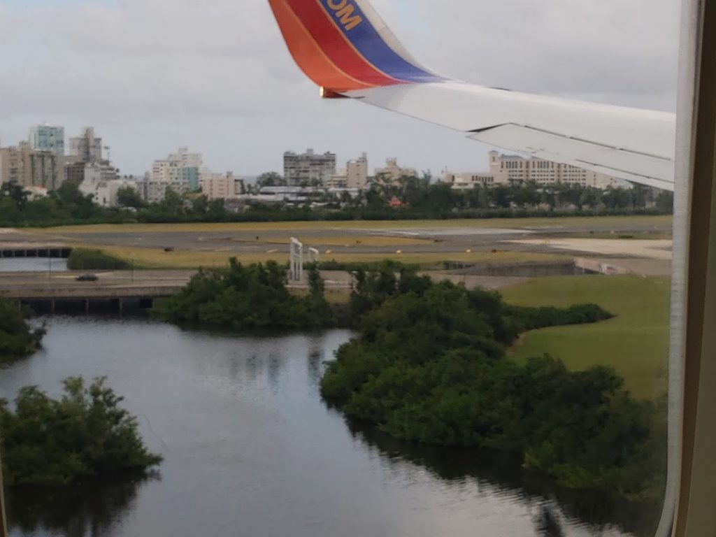 Puerto Rico - August 2018 - Arriving 18