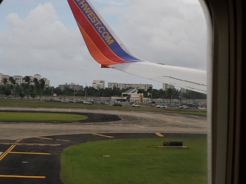 Puerto Rico - August 2018 - Arriving 19