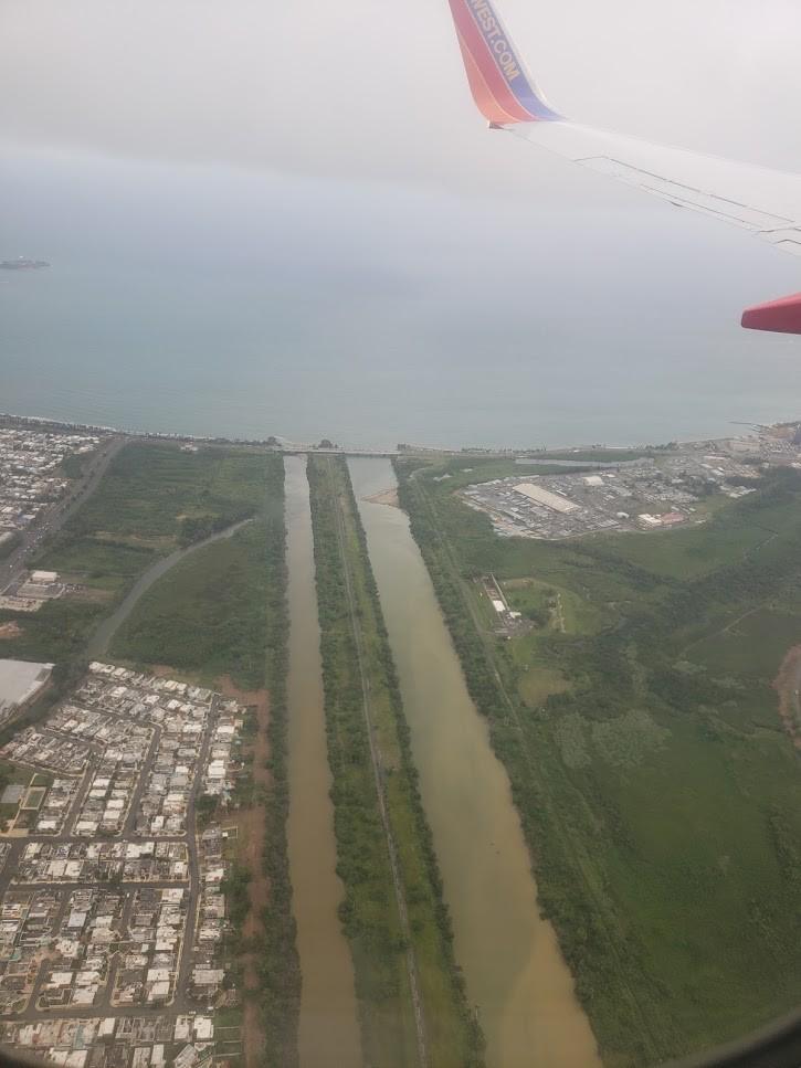 Puerto Rico Agosto 2018 - Aterrizando 2