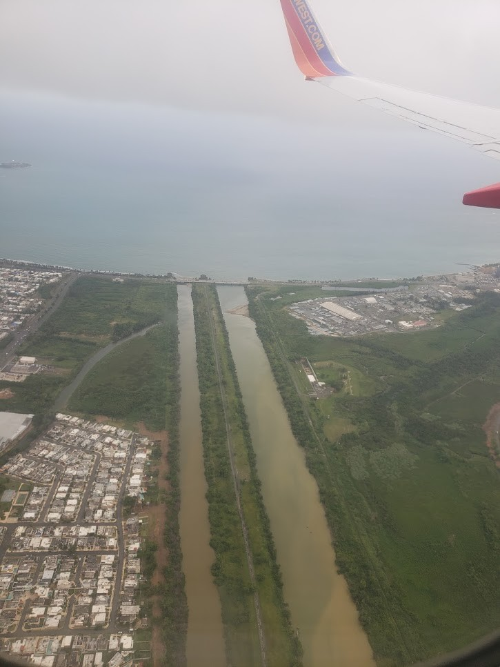 Puerto Rico - August 2018 - Arriving 2