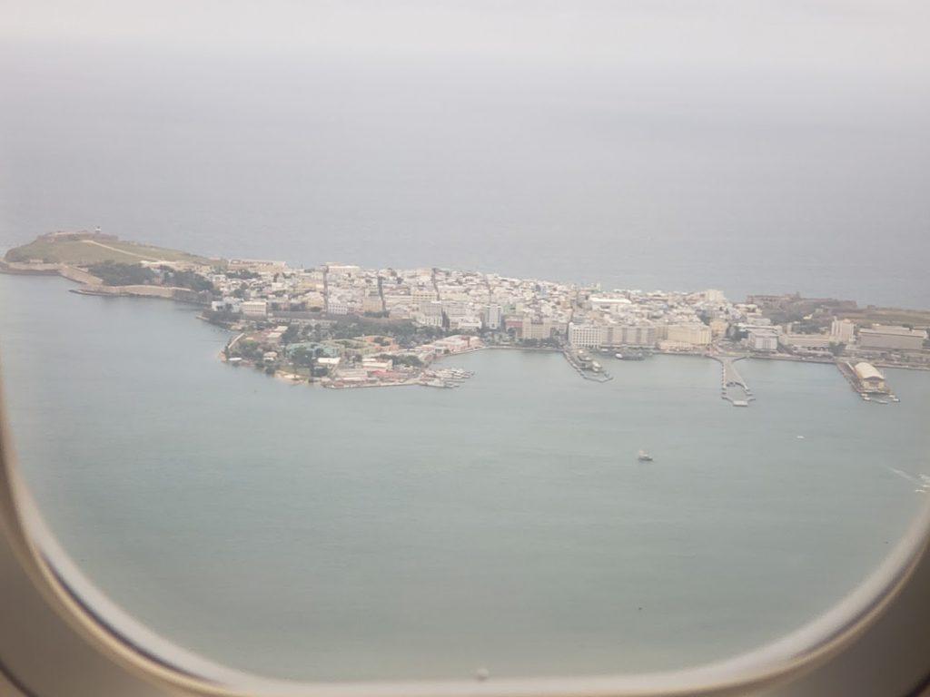 Puerto Rico Agosto 2018 - Aterrizando 4