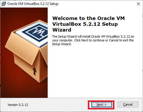 Instalando Virtualbox 1