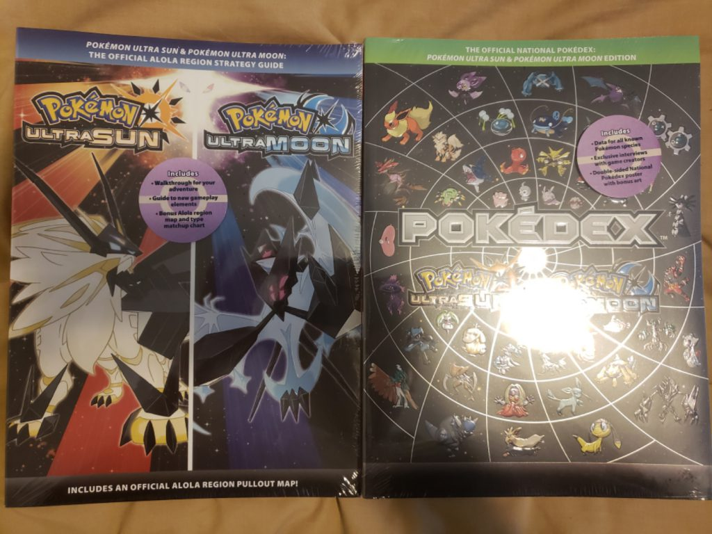 Pokemon Sun and Moon Guides