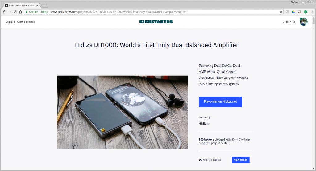 Hidizs DH1000 12