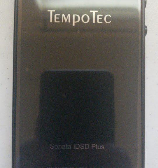 Tempotec Sonata iDSD Plus 8