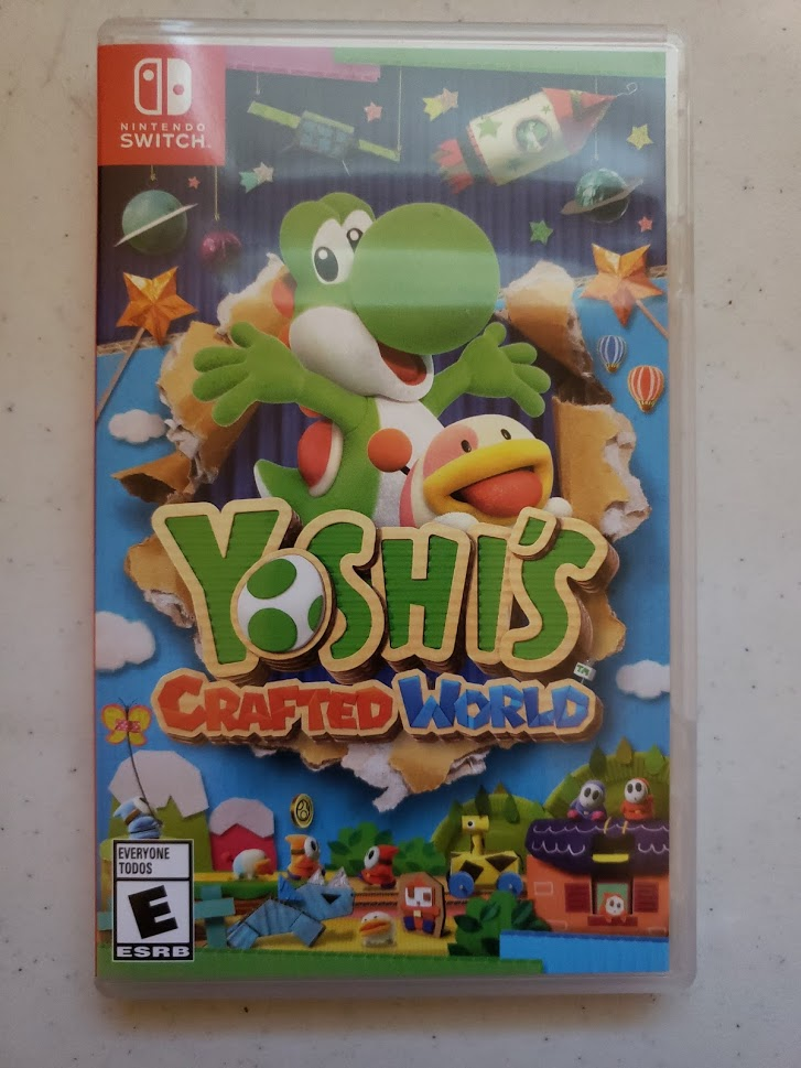 Yoshi's Crafted World 1