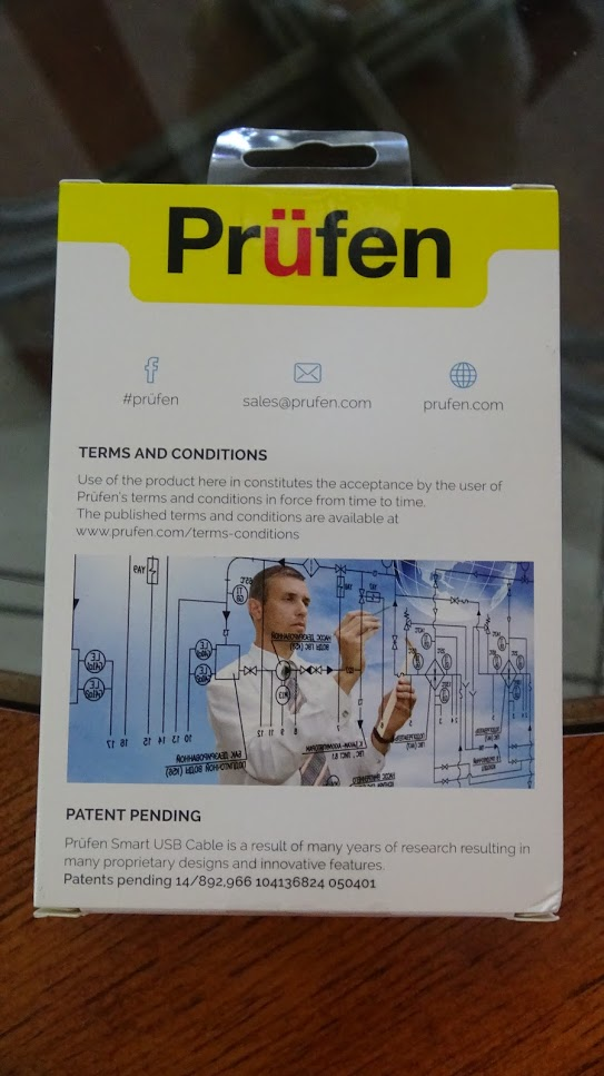 Prufen Cable 2