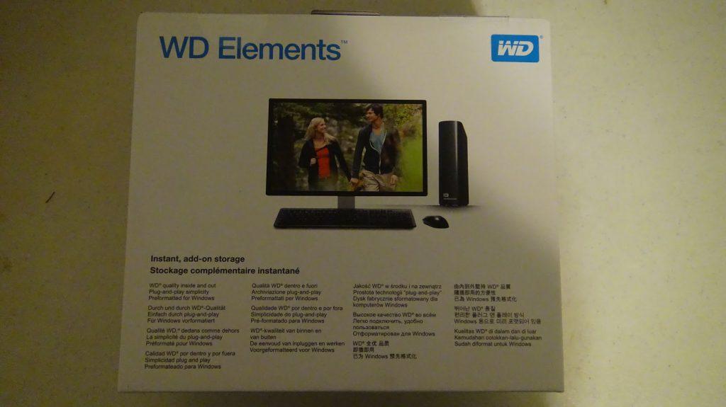 WD Elements 10TB 5