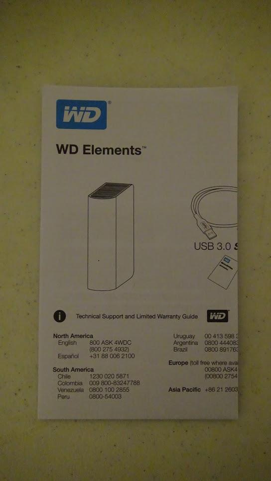 WD Elements 10TB 21