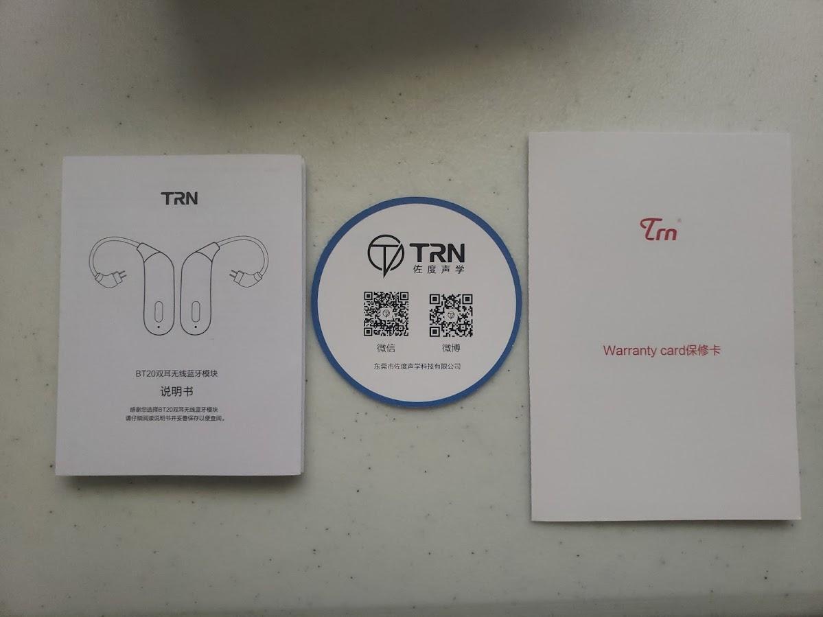 TRN BT20 10