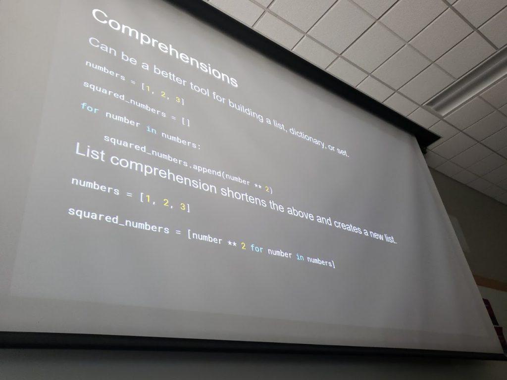 Pythonic Coding 4