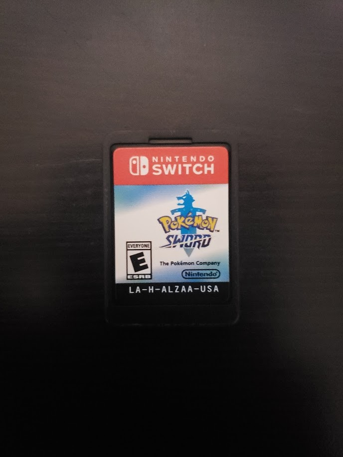 Pokémon Sword - Game Cart