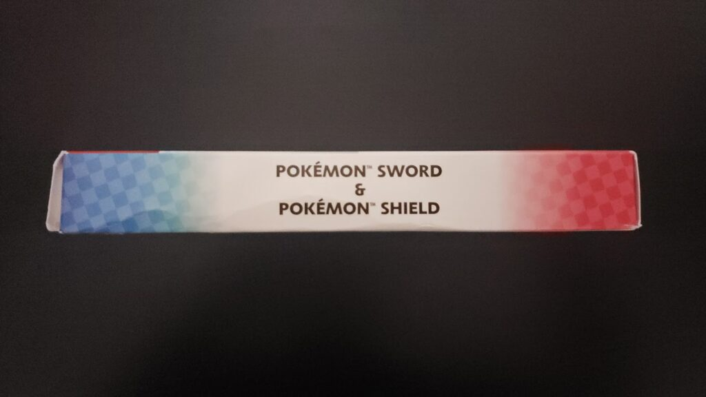 Pokémon Sword and Shield Double Pack - Side 1