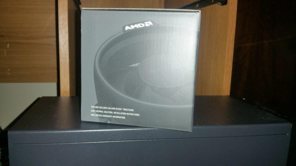 AMD Ryzen 7 1700 CPU