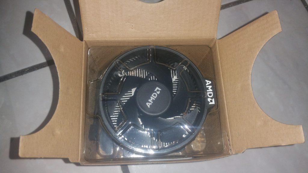 AMD Ryzen 7 1700 CPU 3