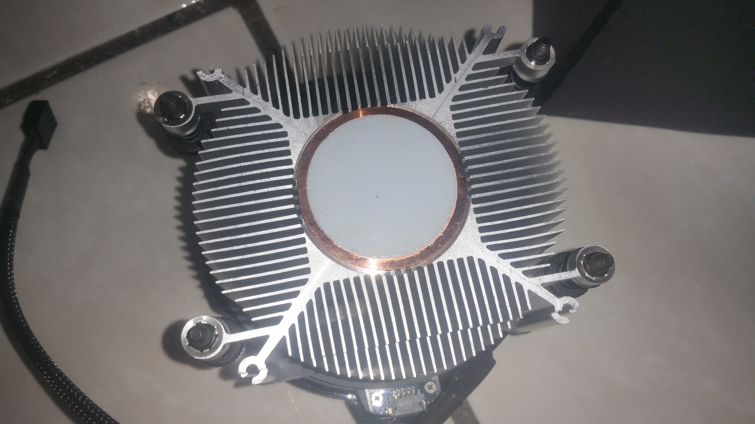 AMD Ryzen 7 1700 CPU 4