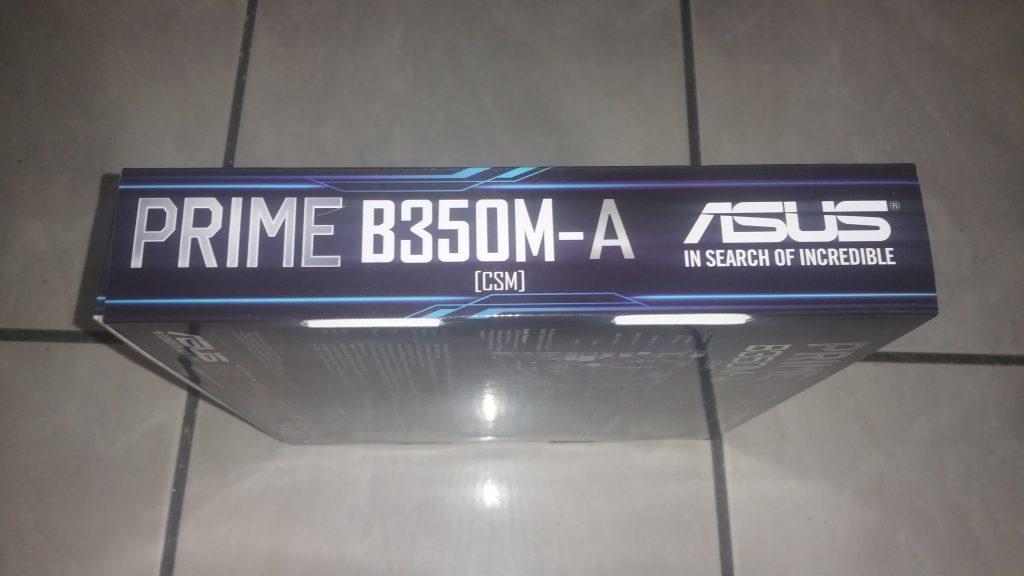 ASUS Prime B350M-A 2