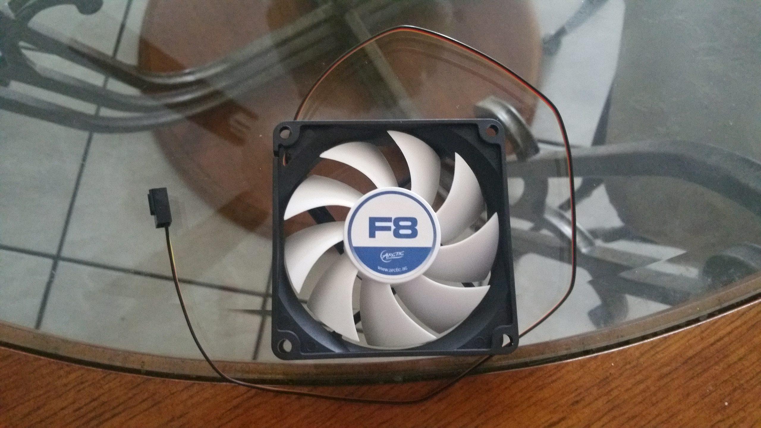 Arctic F8 PC Fan - 6