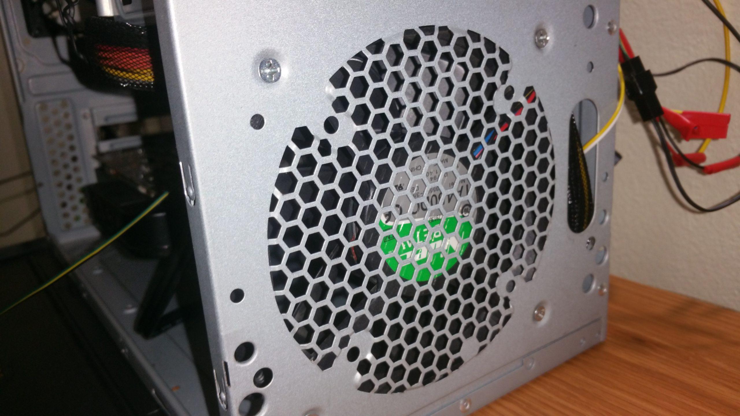 Hardware Upgrades - AMD Ryzen 7 1700 build - 2