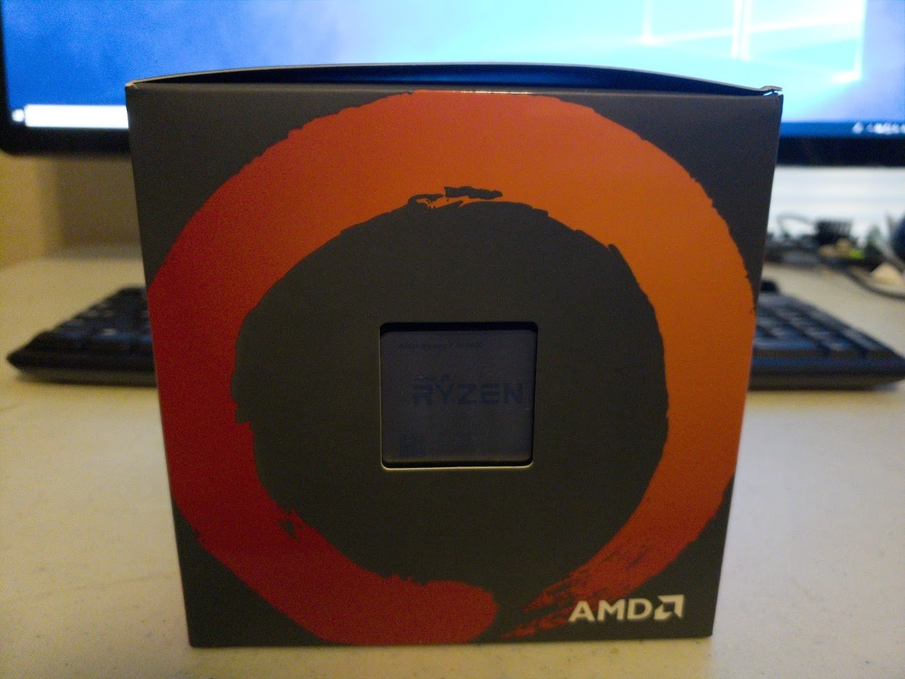 AMD Ryzen 7 2700X - 3