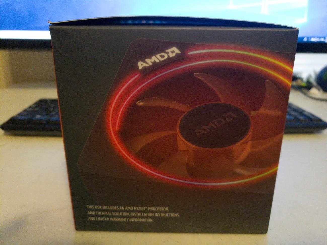 AMD Ryzen 7 2700X - 5