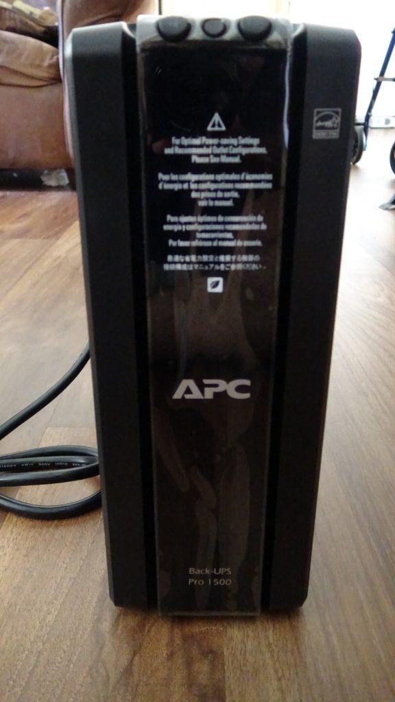 APC Back-UPS PRO 1500 (BR1500G) - 14