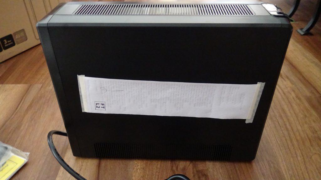 APC Back-UPS PRO 1500 (BR1500G) - 17