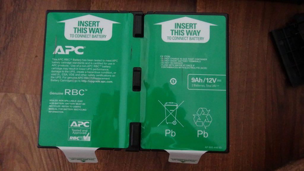 APC Back-UPS PRO 1500 (BR1500G) - 22