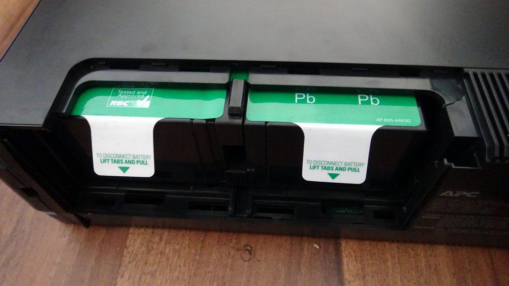 APC Back-UPS PRO 1500 (BR1500G) - 23