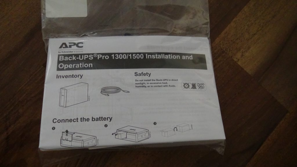 APC Back-UPS PRO 1500 (BR1500G) - 27