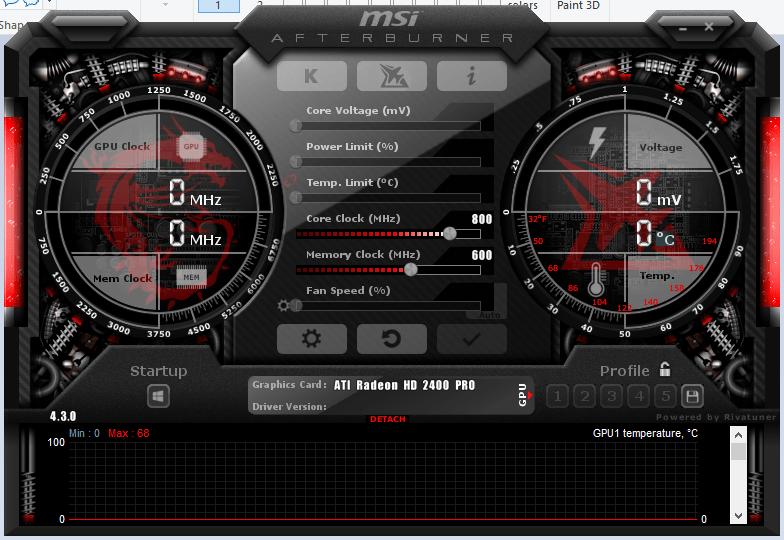 ATI Radeon HD 2400 PRO Overclock 3