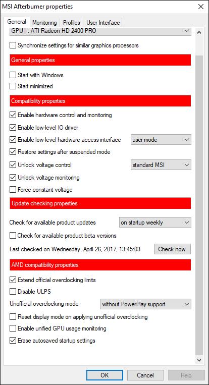 ATI Radeon HD 2400 PRO Overclock 4