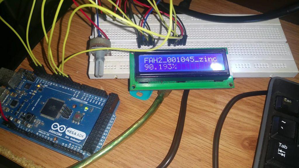 ArduBOINC on Arduino Mega ADK 2