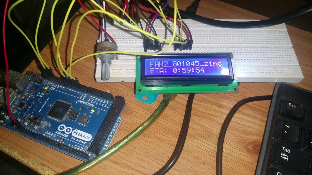 ArduBOINC on Arduino Mega ADK 3