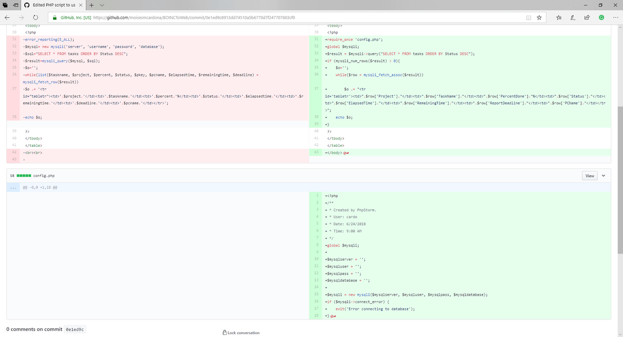 BOINC Statistics Website Update 5