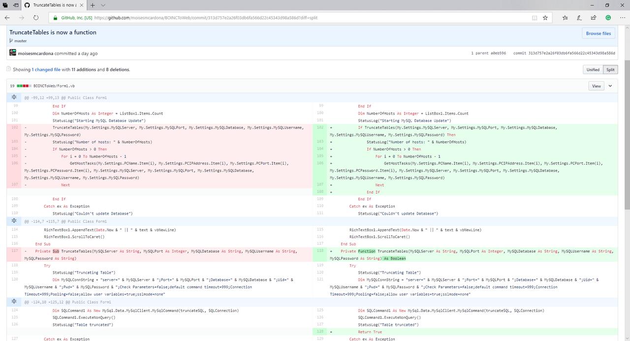 BOINC Statistics Website Update 9