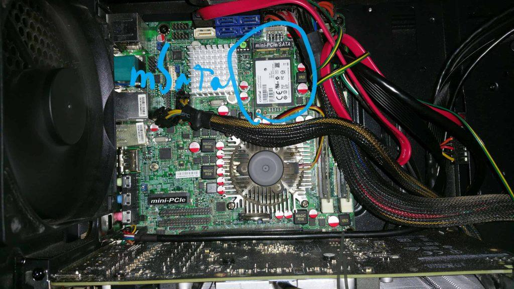 Crucial M4 128GB SSD 2