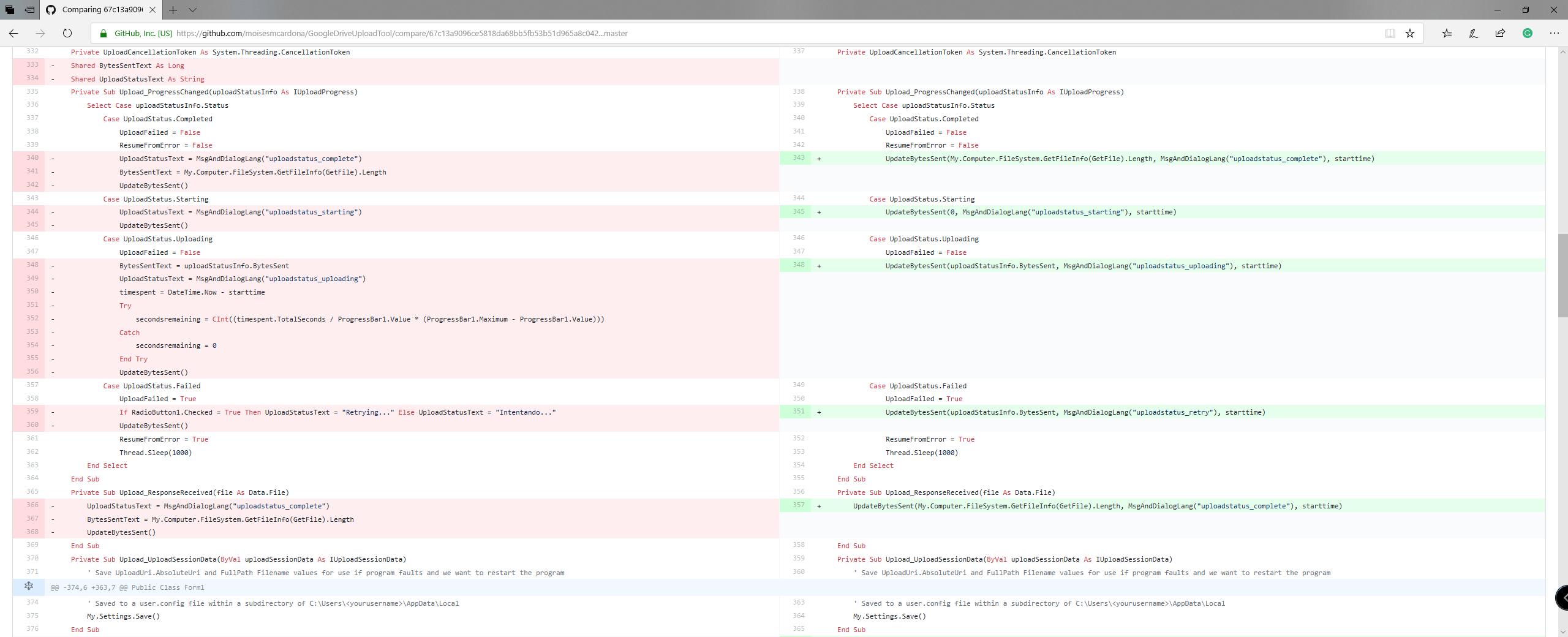 Google Drive Upload Tool v1.8.3 - 2