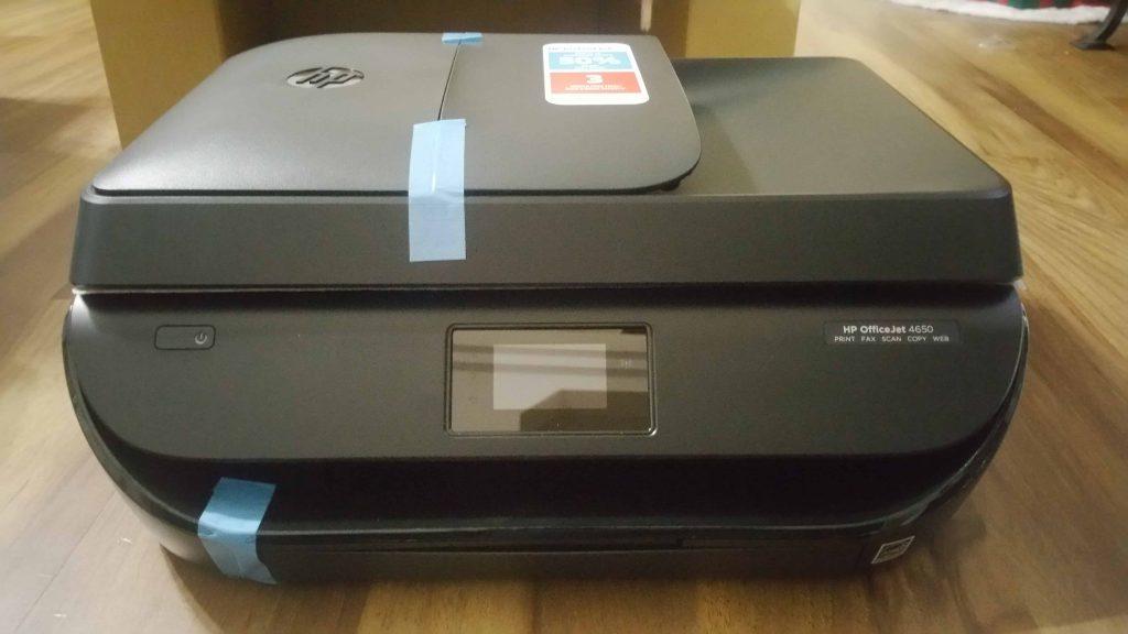 HP OfficeJet 4650 - 12