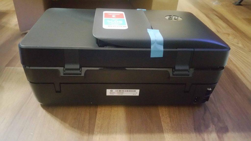 HP OfficeJet 4650 - 15