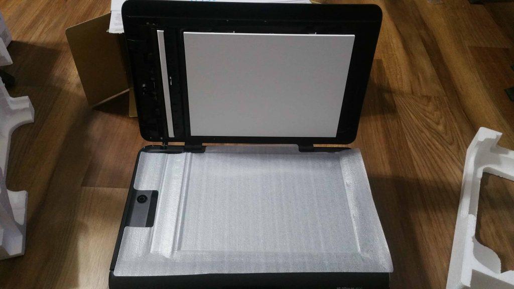 HP OfficeJet 4650 - 17
