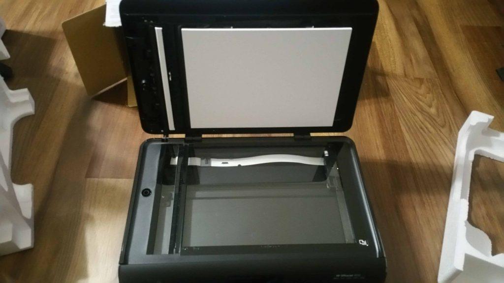 HP OfficeJet 4650 - 18