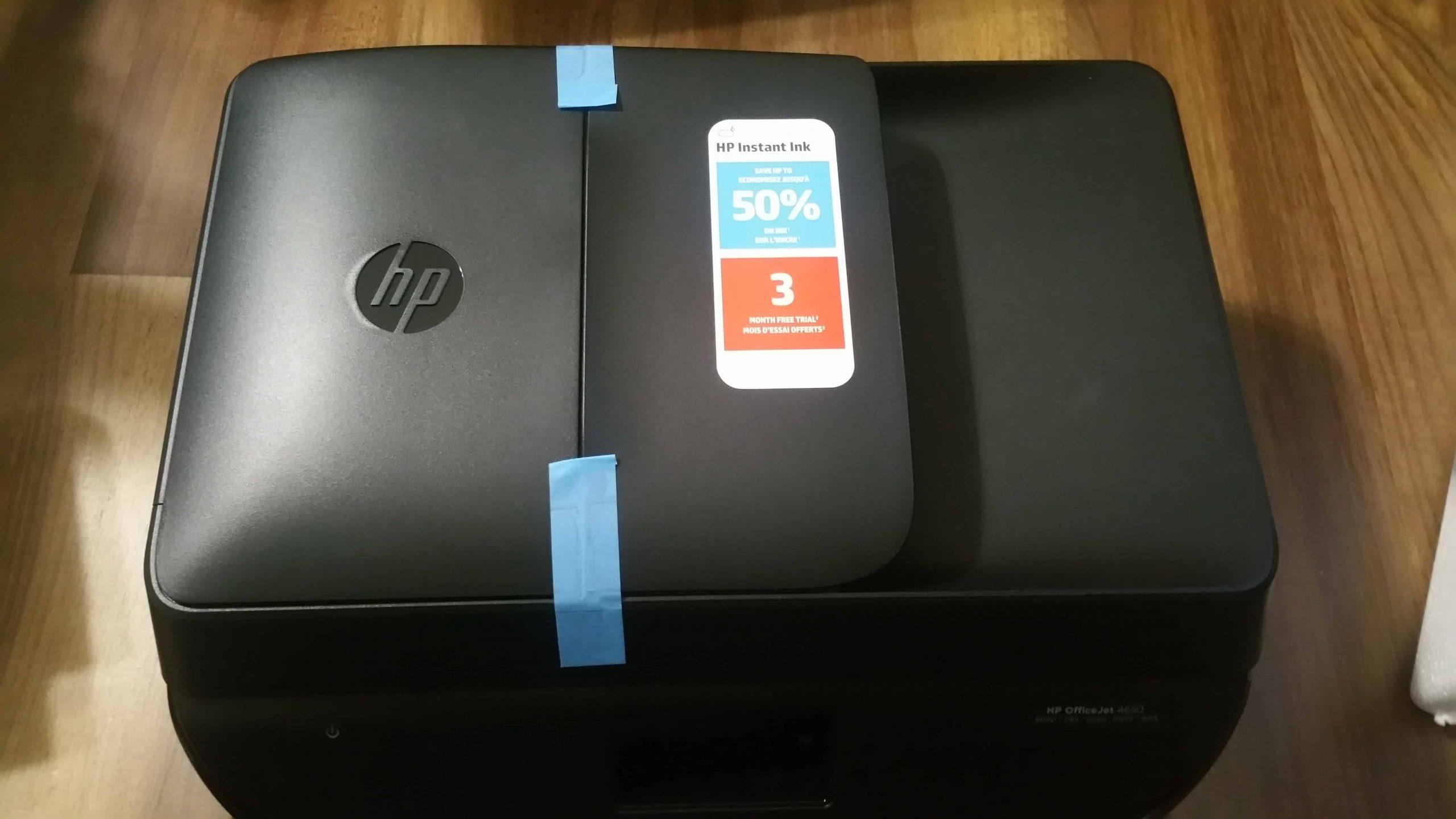 HP OfficeJet 4650 - 19