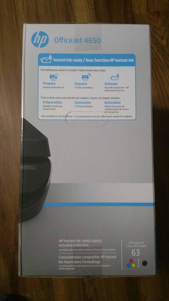 HP OfficeJet 4650 - 2