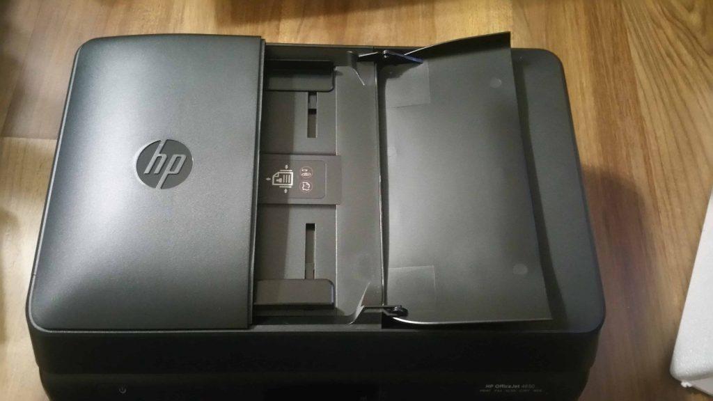 HP OfficeJet 4650 - 20