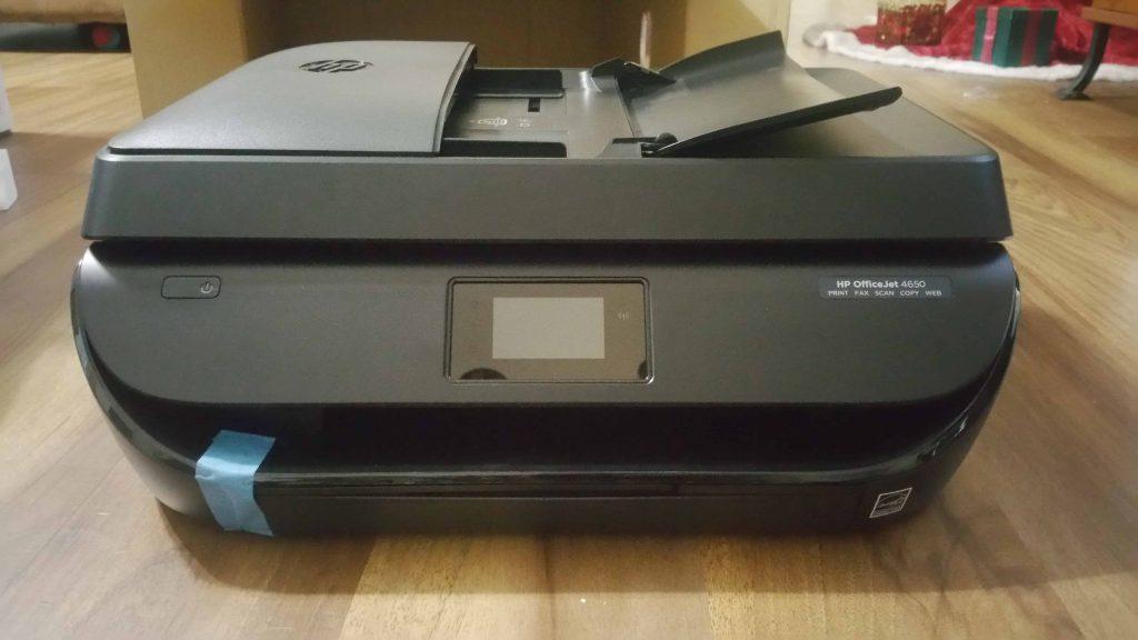 HP OfficeJet 4650 - 21