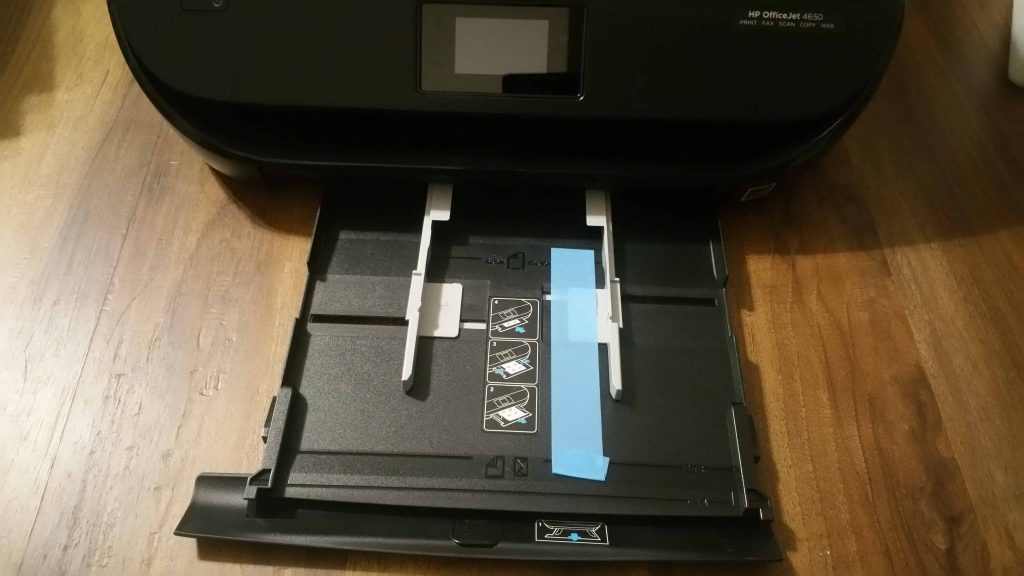 HP OfficeJet 4650 - 22