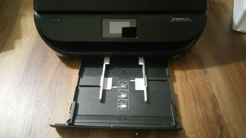 HP OfficeJet 4650 - 23