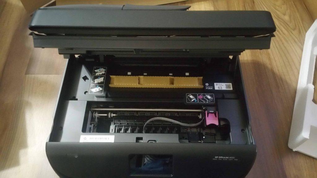 HP OfficeJet 4650 - 24
